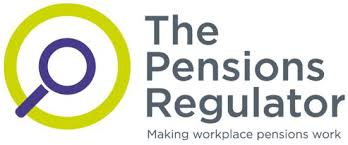Pensions regulator logo