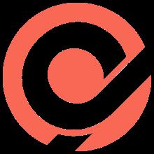 Circle loop logo